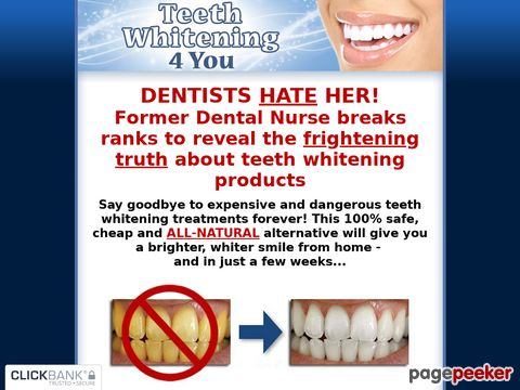 Teethwhitening4you.com