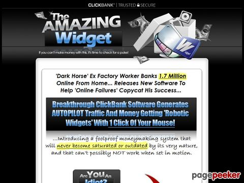 Theamazingwidget.com