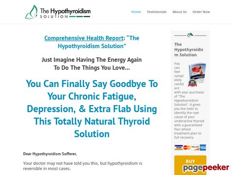 Thehypothyroidismsolution.com