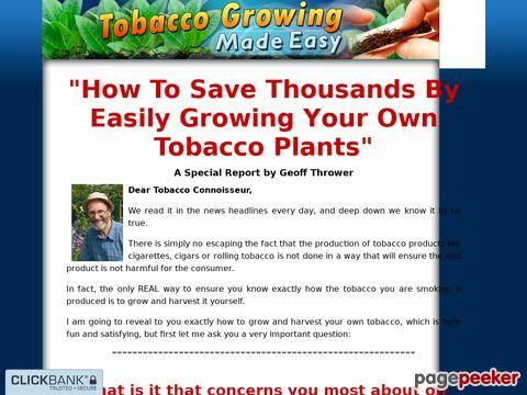 Tobaccogrowingmadeeasy.com