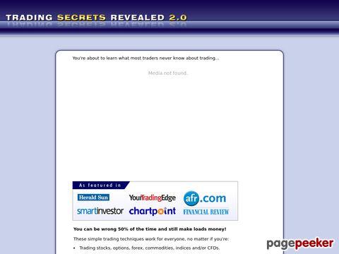 Trading-secrets-revealed.com