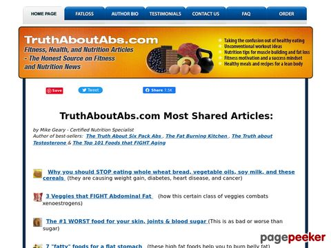 Truthaboutabs.com