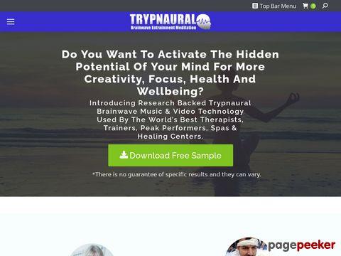 Trypnauralmeditation.com