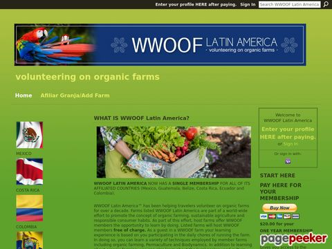 Wwooflatinamerica.com