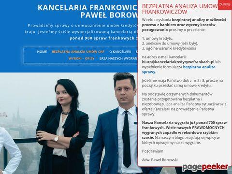 Kancelaria adwokacka Wrocław