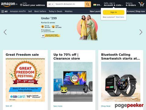 Screeshot of buy online mobiles