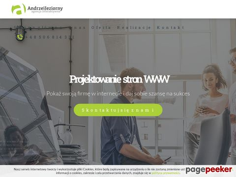 Więcej o stronie : Tworzenie stron internetowych Chorzów - andrzejjeziorny.pl