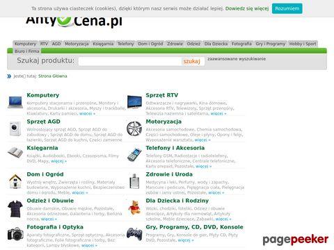 AntyCena.pl Porównywarka Cen