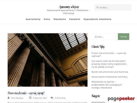 apartamenty dom zdrojowy, apartamenty jastarnia, noclegi jastarnia