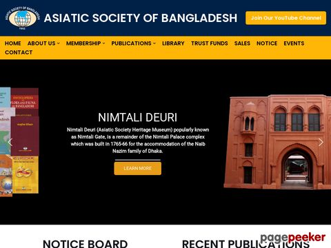 Asiatic Society of Bangladesh