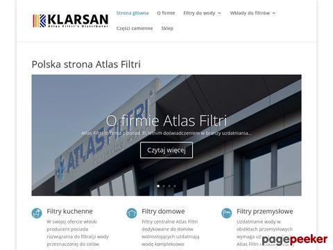AtlasFiltri.info - polska strona producenta