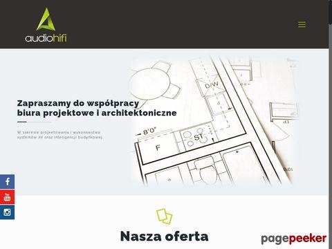 Więcej o stronie : Automatyka budynkowa - Audio Hi Fi - Kielce