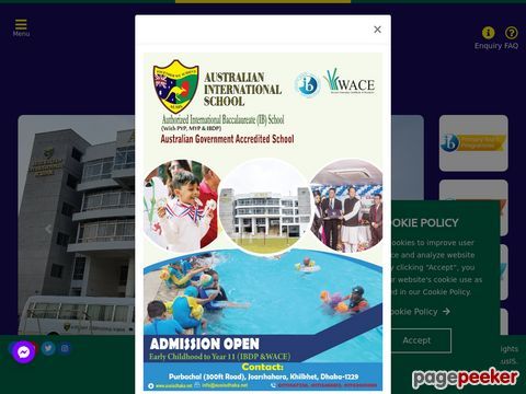 Australian International School of Dhaka