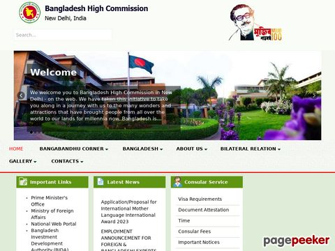 Bangladesh High Commission in New Delhi