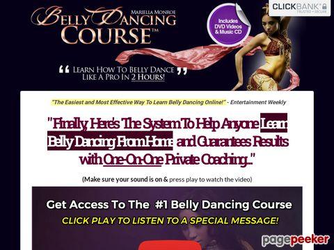 BellyDancingCourse Coupon Codes