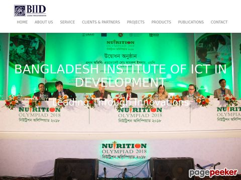 Bangladesh Institute of ICT in Development