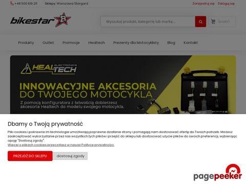 Innowacyjne akcesoria motocyklowe