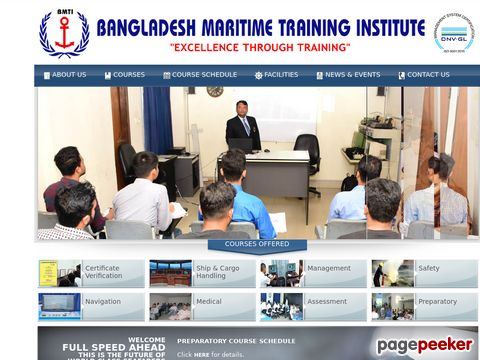 Bangladesh Maritime Training Institute