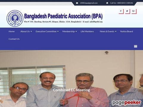Bangladesh Paediatric Association