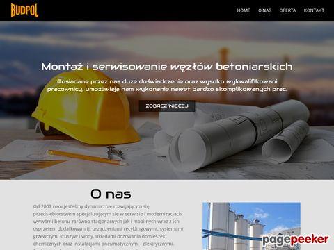 Serwis sprzętu budowlanego