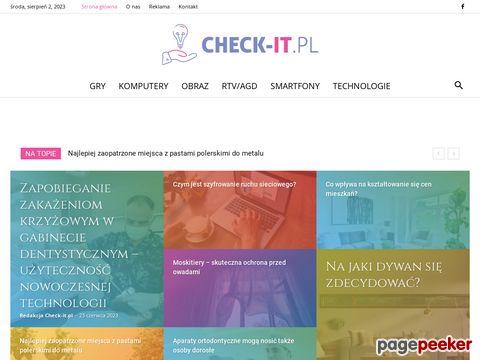 Więcej o stronie : Seokatalog check it dla dobrych stron