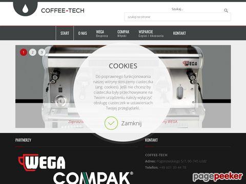 Więcej o stronie : Coffee Tech :: profesjonalny ekspres do kawy