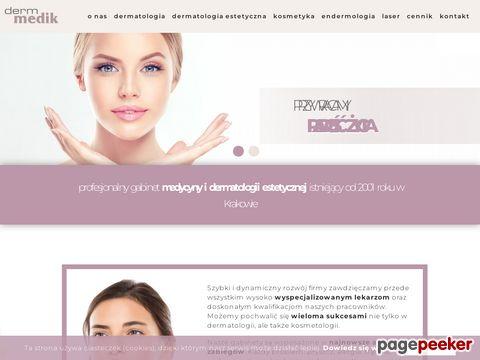 Więcej o stronie : Depilacja laserowa Kraków - Dermmedik