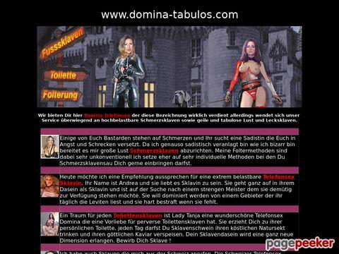 mehr Information : Domina Telefonsex