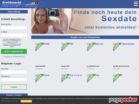 Details : Fetisch Erotikkontaktmarkt - Bizarre Damen und Herren erwarten deinen Besuch