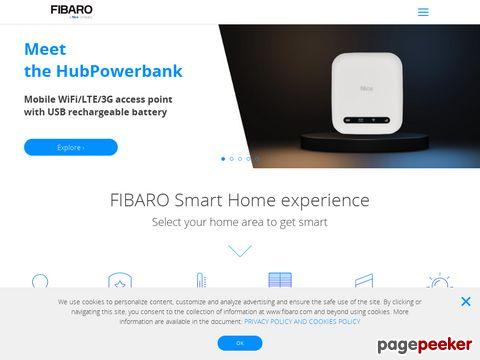 Inteligentne instalacje Fibaro