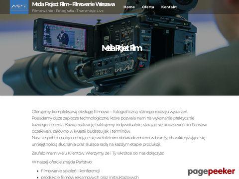 Więcej o stronie : Filmowanie DSLR Warszawa - film-hd.pl