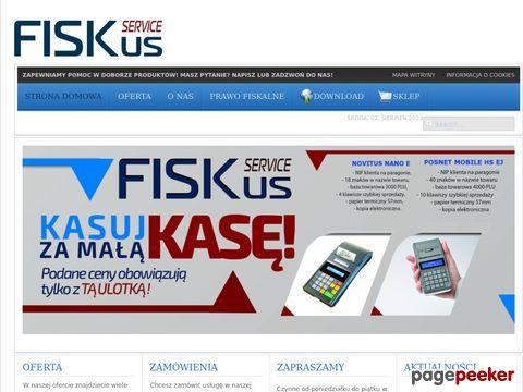 Fiskus Computer Service kasy fiskalne