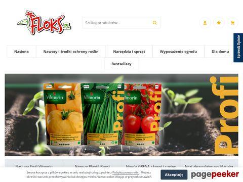 Floks.pl internetowy sklep ogrodniczy