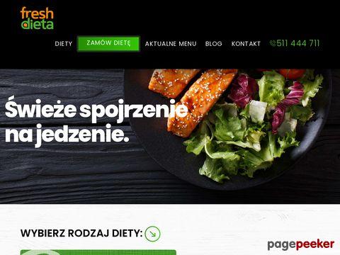 Fresh Dieta, odchudzanie Lublin