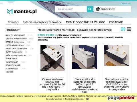SKLEP INTERNETOWY gante.pl