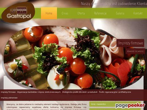 Catering Kraków - Gastropol