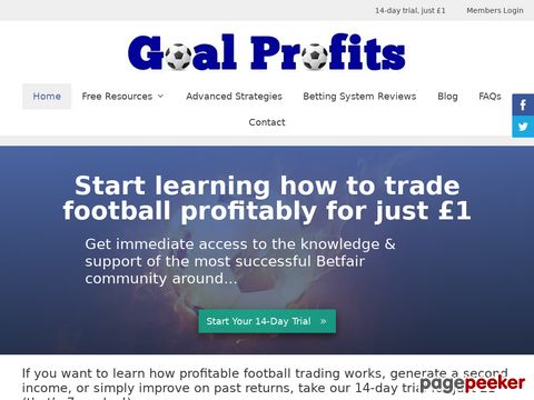 Goal Profits Coupon Codes