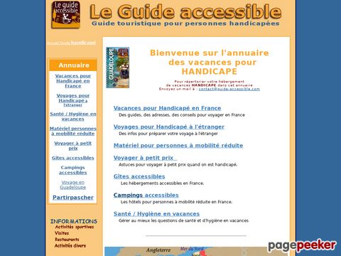 http://www.guide-accessible.com