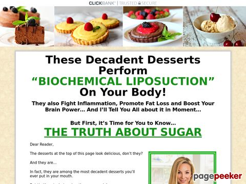 Guilt Free Desserts Coupon Codes