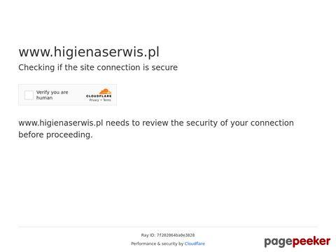 Higiena Serwis sp.j. zamiatarki warszawa