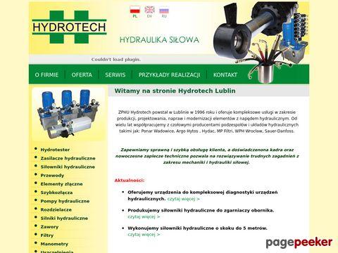 Więcej o stronie : Hydrotech hydraulika siłowa
