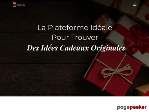 Thumbnail de http://www.icadeau.fr