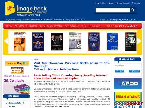 Screeshot of Best Online Bookstore