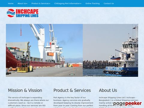 Inchcape Shipping Lines Ltd