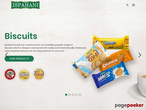 Ispahani Foods Limited