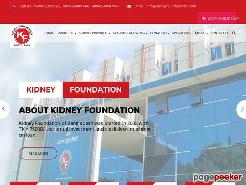 Kidney Foundation Bangladesh