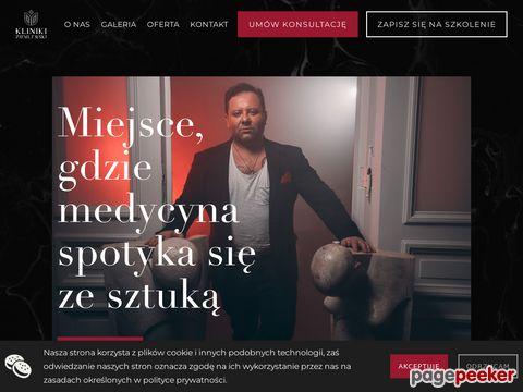 KlinikiZiemlewski.pl - powiększanie punktu G