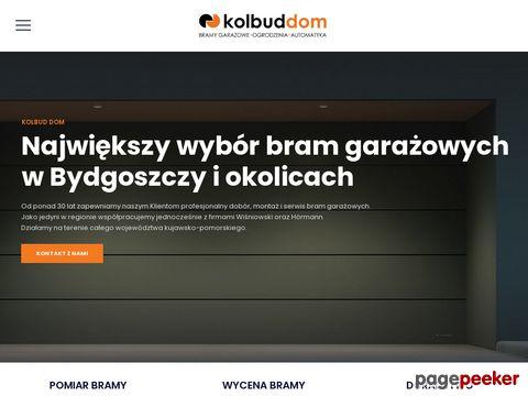 Bramy garażgowe, ogrodzenia, drzwi i okna - najlepsze w Bydgoszczy
