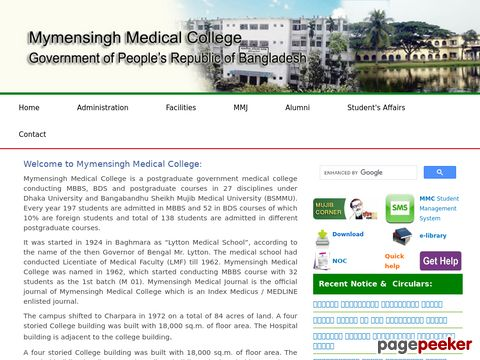 Mymensingh Medical College