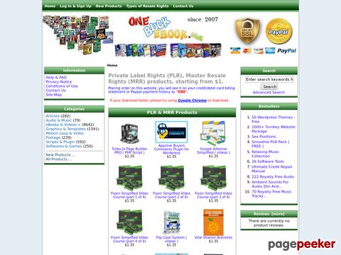 OneBuckEbook.com Coupon Codes